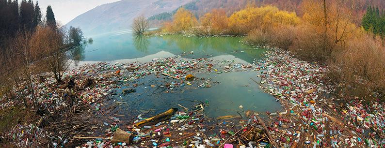 Come ridurre l'inquinamento da plastica nelle città