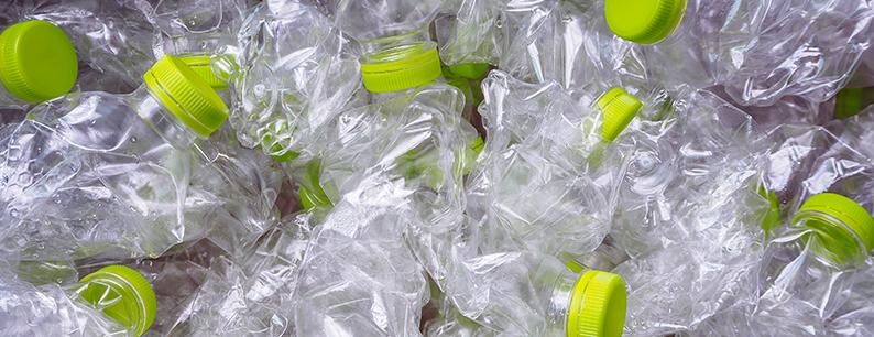 Inquinamento ambientale tipi di plastica