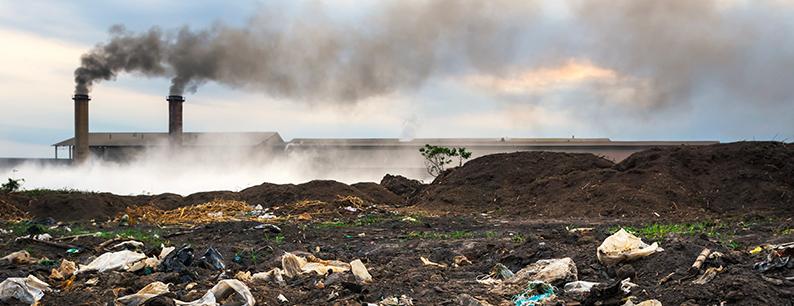 Inquinamento dell'ambiente perchè avviene