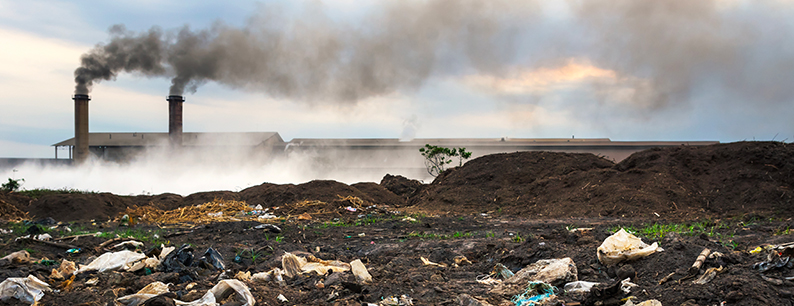 Perchè avviene l'inquinamento ambientale?