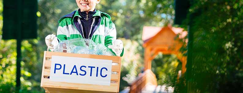 L'importanza di differenziare la plastica con la raccolta differenziata