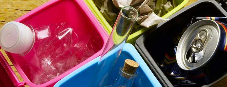 Cosa vuol dire raccolta differenziata plastica