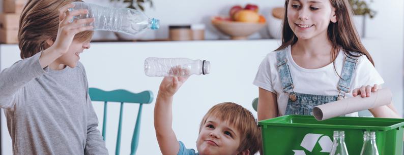 Come riciclare la plastica nel modo corretto