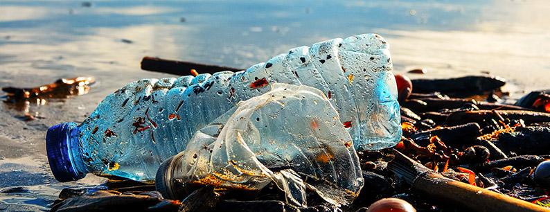L'inquinamento del mare dovuto alla plastica