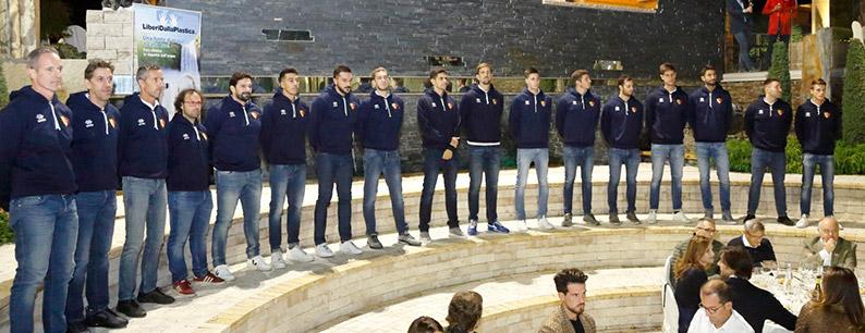 Scanzo Volley e Liberi Dalla Plastica a Bolgare
