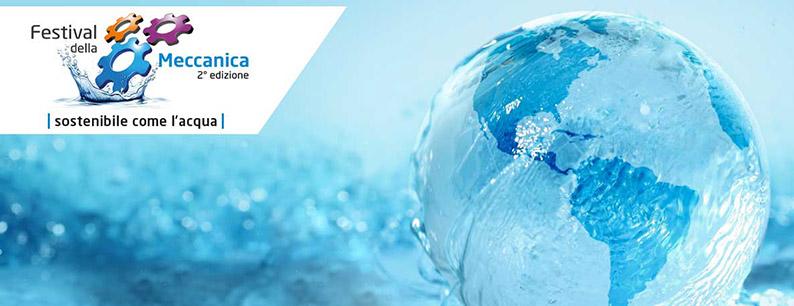 Sostenibile come l'acqua