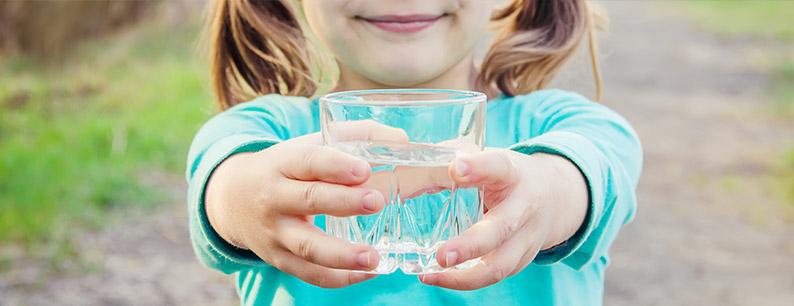 acqua idratazione e caratteristiche