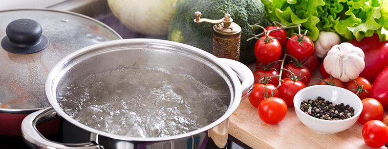 Acqua proprietà temperatura ebollizione