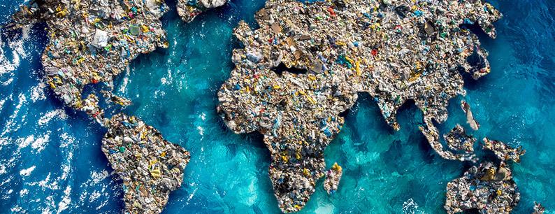 Grave inquinamento nei mari