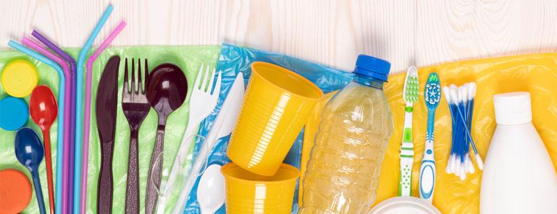 Dobbiamo trovare alternative alla plastica