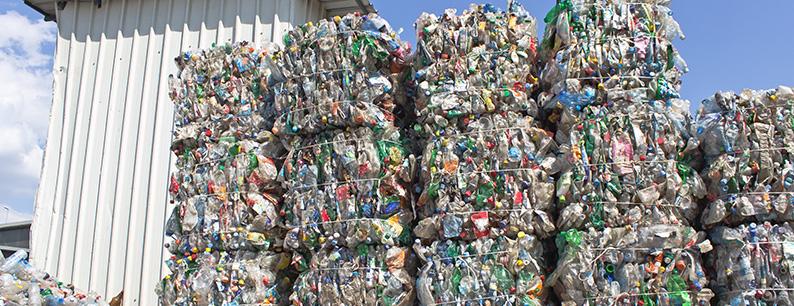 il riciclo della plastica per l'Italia