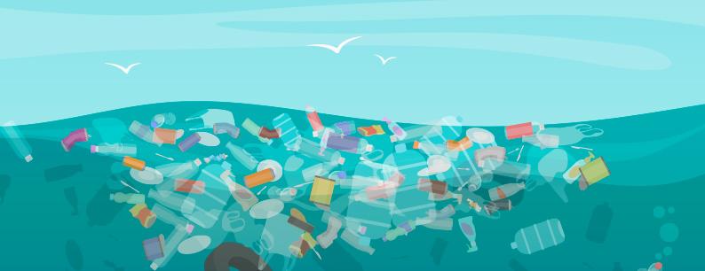 Eliminare la plastica, fonte principale di inquinamento