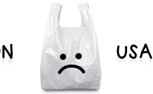 Un mondo senza sacchetti di plastica
