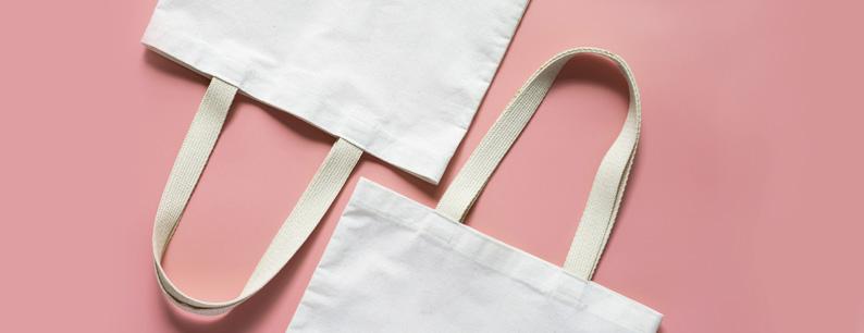 Sacchetti di stoffa