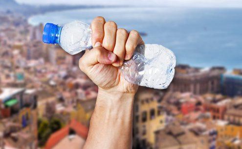 Comuni green liberi dalla plastica