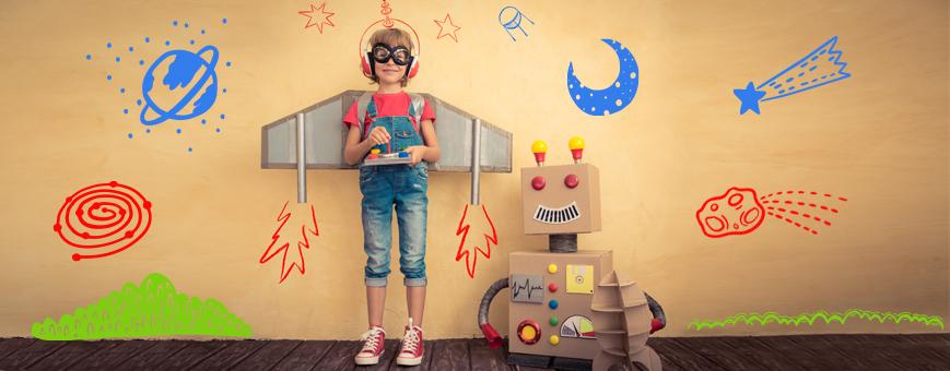Giochi sostenibili per bambini